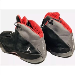 new product 439f6 89f03 AIR JORDAN Shoes - 2006 AIR JORDAN XXI PE SIZE 15 BLACK METALLIC